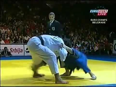 Kanstantsin Siamionau JUDO 2007 European Championships Kanstantsin Siamionau BLR Joao