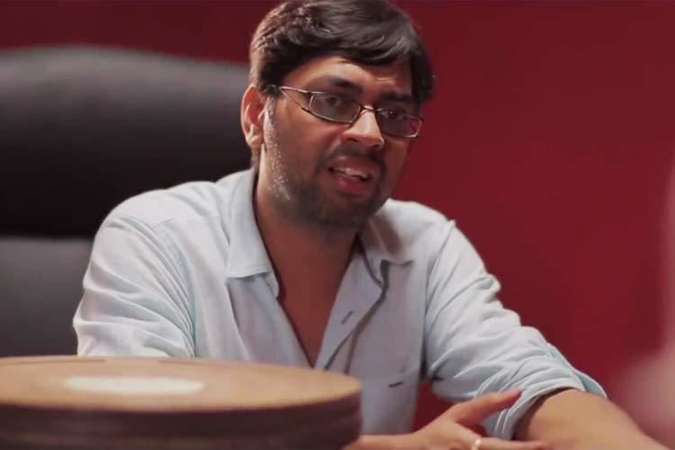 Kanu Behl The Viral Fever and 39Titli39 director Kanu Behl troll the