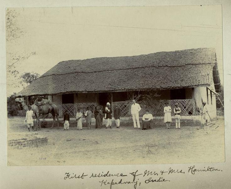 Kapadvanj in the past, History of Kapadvanj