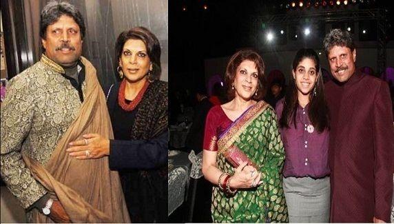 Kapil Dev (Cricketer) family