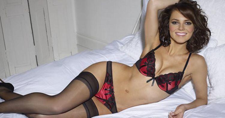 Kara Tointon Gorgeous Strictly Come Dancing star Kara Tointon shies
