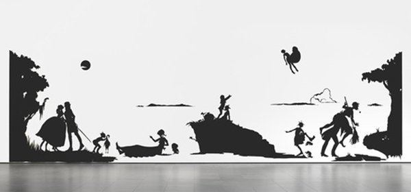 Kara Walker The Press Release for Kara Walkers New Show Is a Work of Art All by