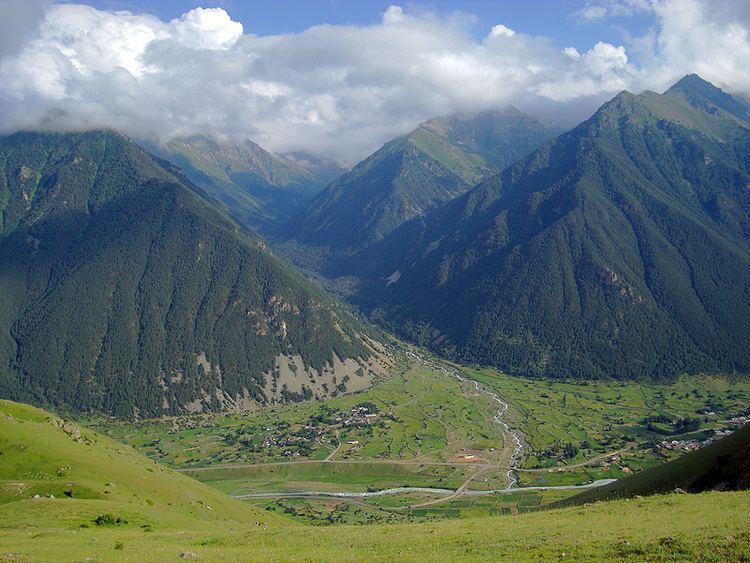 Karachay Cherkessia Beautiful Landscapes of Karachay Cherkessia