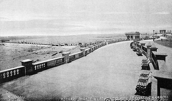 Karachi in the past, History of Karachi