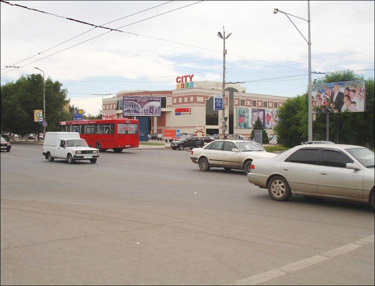 Karaganda in the past, History of Karaganda