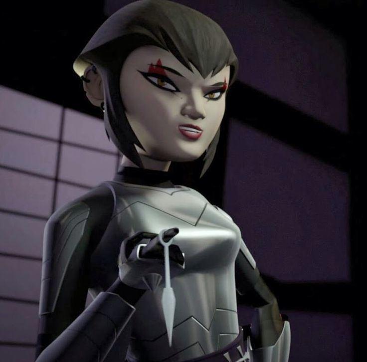 Karai (Teenage Mutant Ninja Turtles) - Alchetron, the free