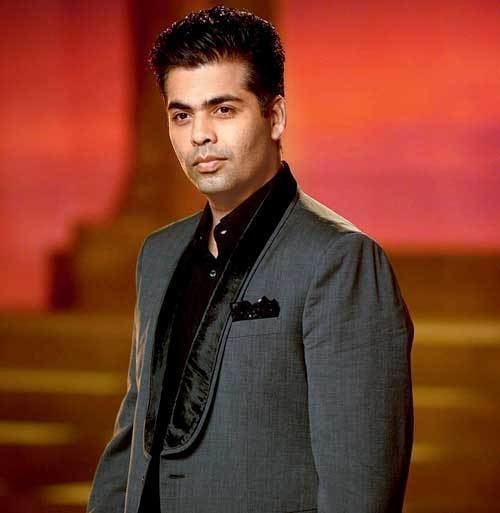 Karan Johar Karan Johar gives a look test for Anurag Kashya39s 39Bombay