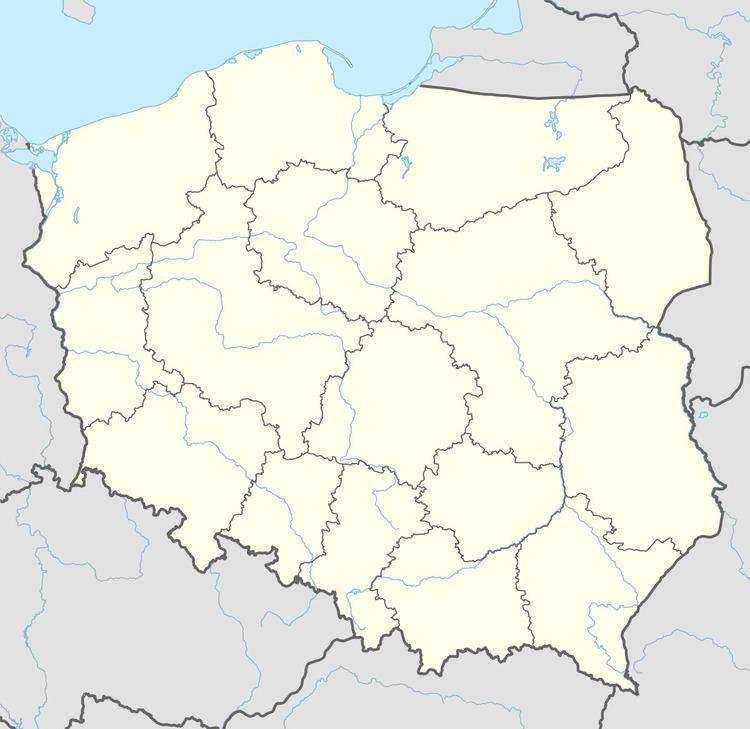 Karasica, Poland