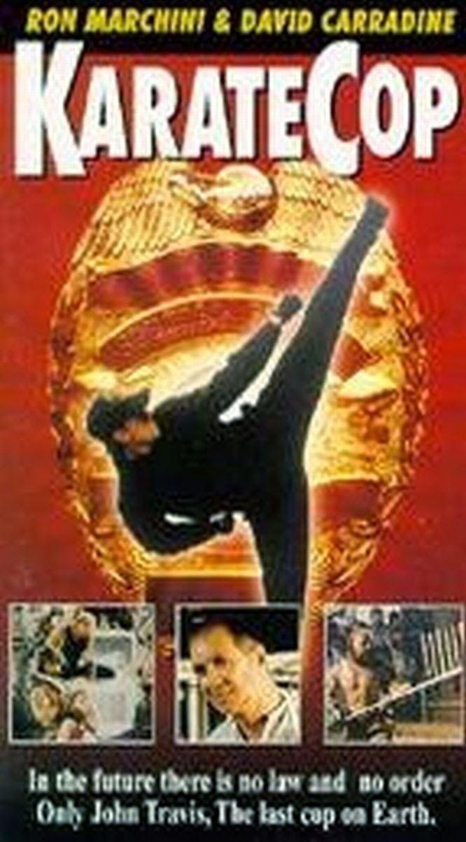Karate Cop Fist of BList Karate Cop 1991