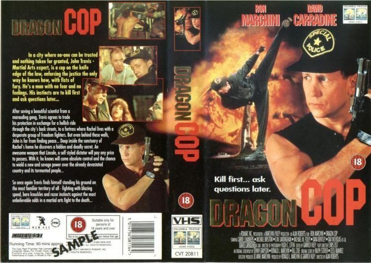 Karate Cop Cult Trailers Karate Cop 1991 aka Dragon Cop