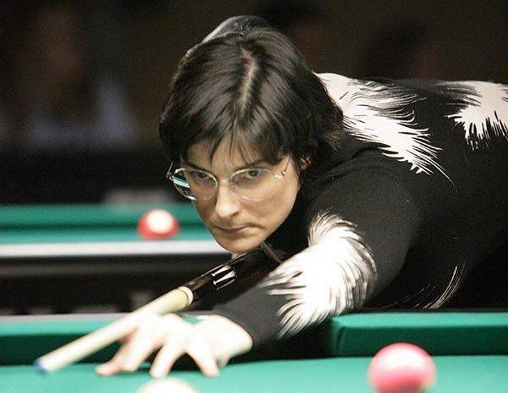 Karen Corr Karen Corr Earns Enshrinement in Billiard Congress of