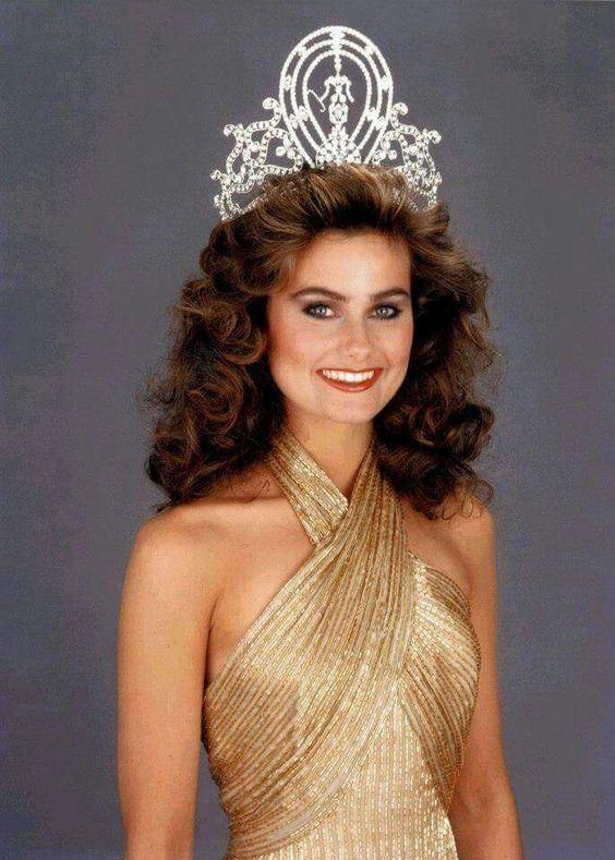 Karen Dianne Baldwin Miss Universe 1982 Karen Dianne BaldwinFrom Canada Miss