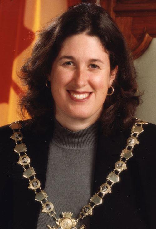 Karen Farbridge Guelph Mayors City of Guelph