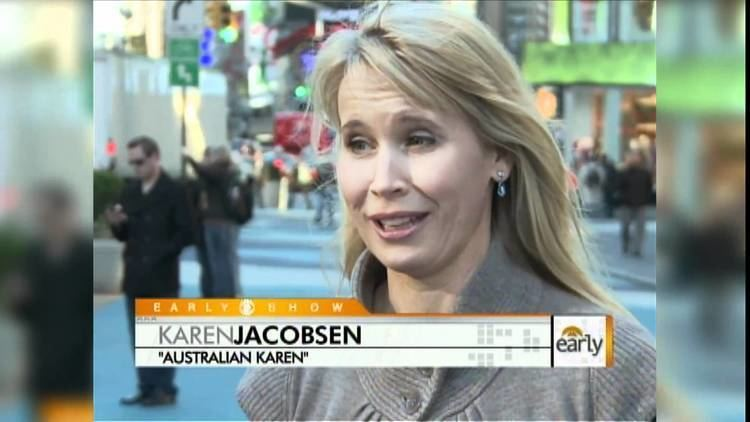Karen Jacobsen Karen Jacobsen The GPS Girl Press Reel YouTube