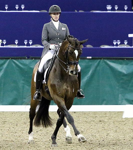 Karen Pavicic Canadas National Public CBC Headlines Dressage Judge Investigation