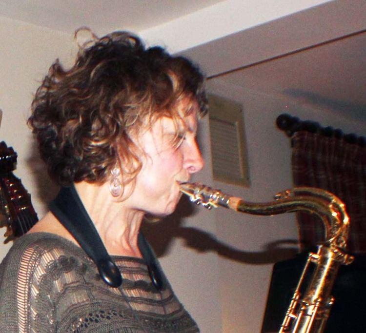 Karen Sharp KAREN SHARP tenor sax makes a fabulous return to