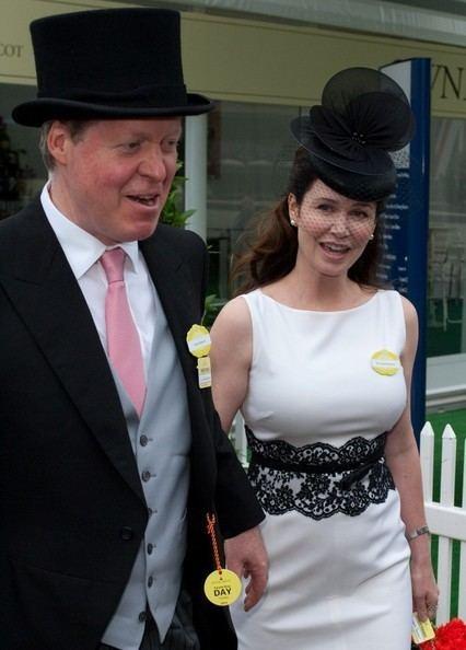 Karen Spencer Countess Maternally Sportive Pictures Of Gordon