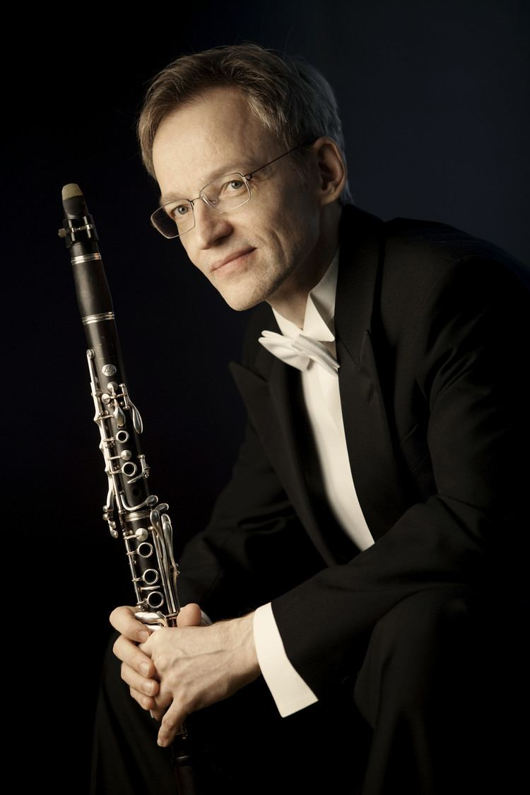 Kari Kriikku Press Images Kari Kriikku Clarinettist