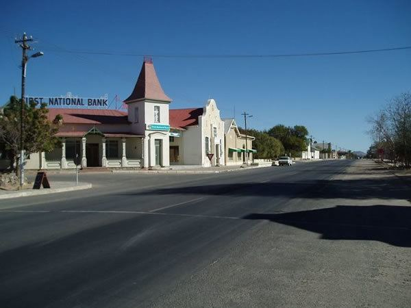 Karibib in the past, History of Karibib