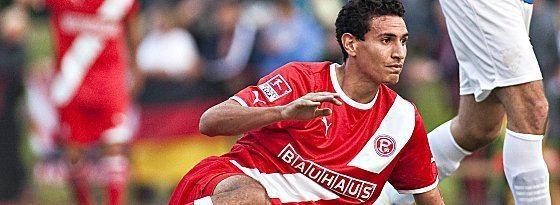 Karim Aouadhi Aouadhi verlsst die Fortuna wieder 2 Liga