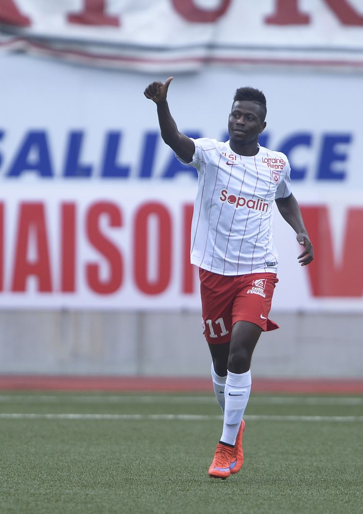 Karim Coulibaly MaLigue2 Officiel Karim Coulibaly quitte Nancy pour les PaysBas