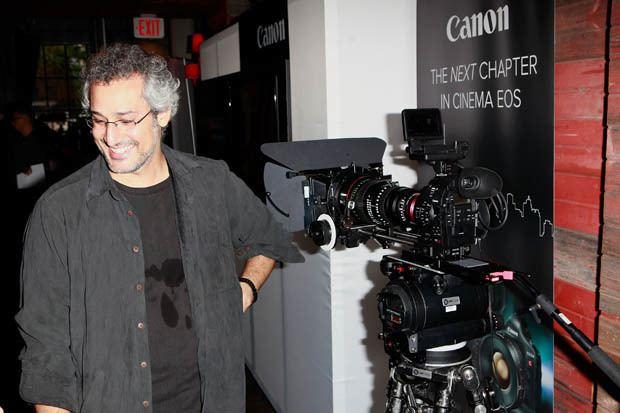 Karim Hussain Montreal cinematographer and Fantasia Film Festival