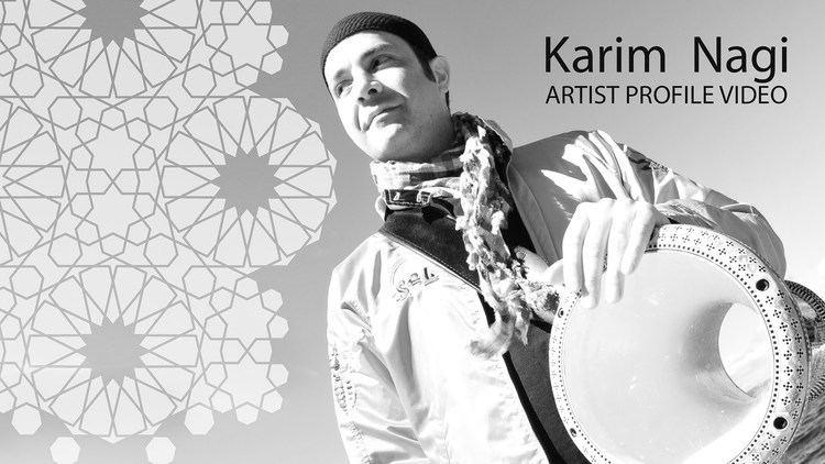 Karim Nagi KARIM NAGI Artist Profile Arab musician folklorist documentary