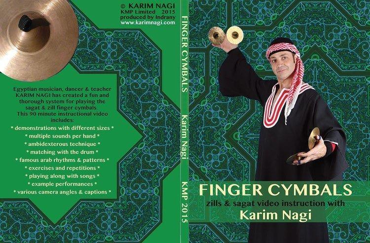 Karim Nagi Finger Cymbals DVD trailer by Karim Nagi zill sagat YouTube