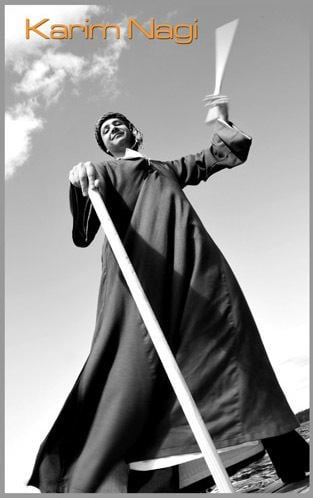 Karim Nagi KARIM NAGI Arab Future Folklore Arabic Music Dance Culture