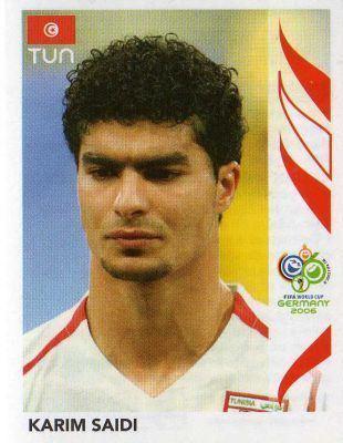 Karim Saidi wwwsportsworldcardscomekmpsshopssportsworldi