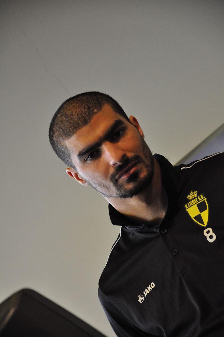 Karim Saidi Karim Sadi 39Gerard Piqu is mijn grote voorbeeld