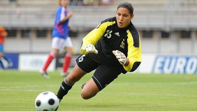 Karima Benameur France39s Benameur rues missed chances UEFAcom