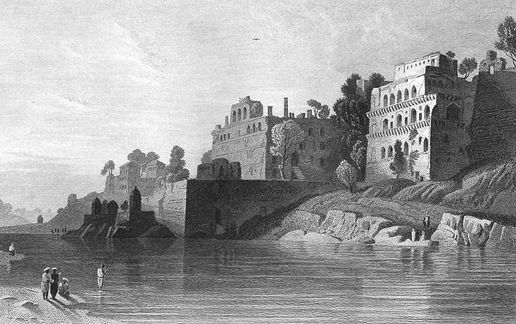 Karimpur in the past, History of Karimpur