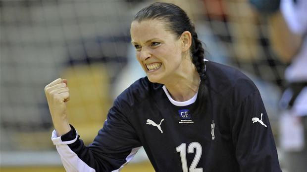 Karin Mortensen Afklaret Karin Mortensen indstiller karrieren Hndbold DR