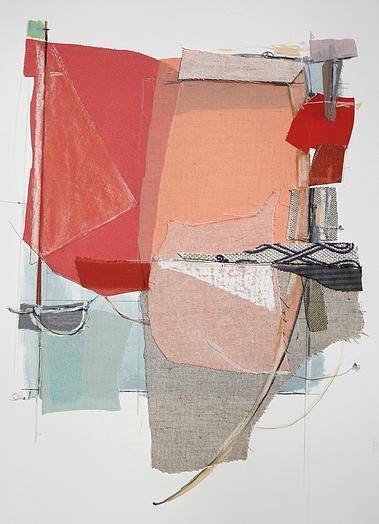 Karin Olah Textile Artist Karin Olah on Materials and How to Build a