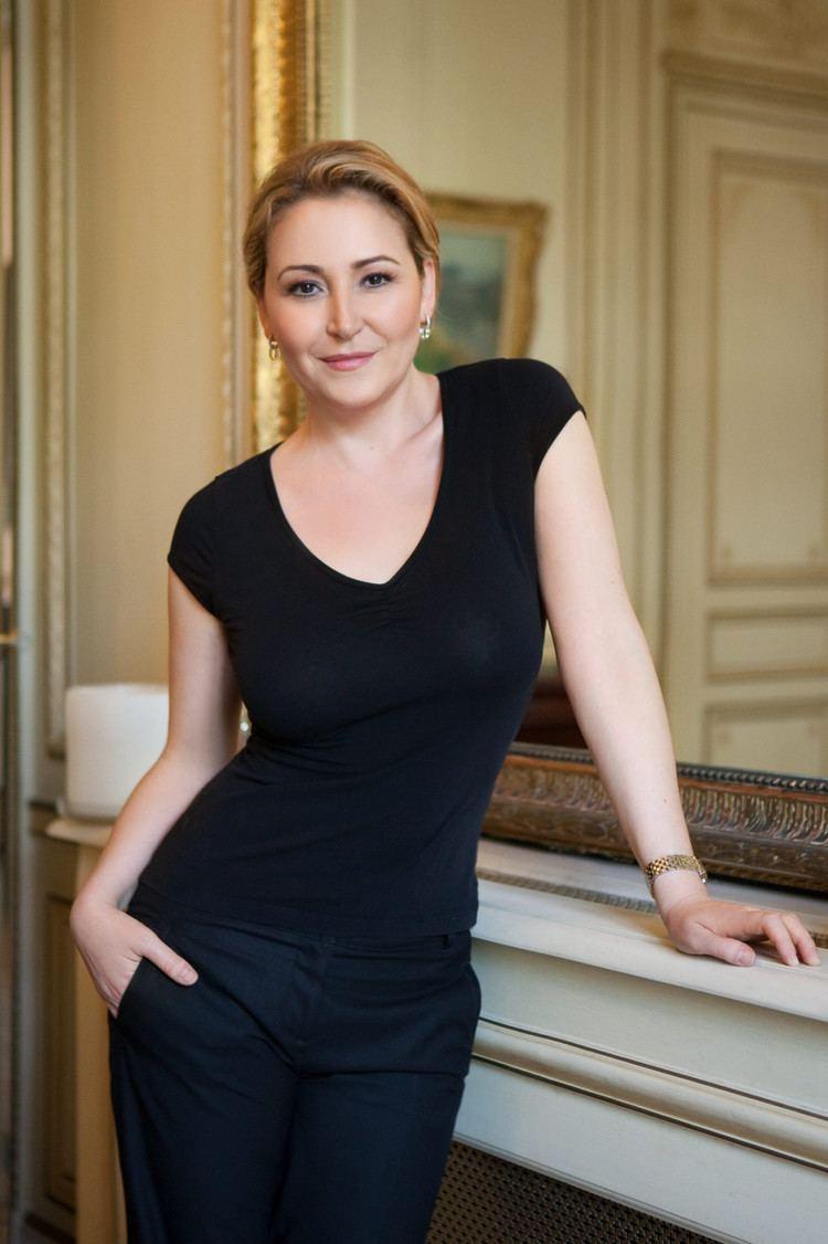 Karine Deshayes Brlant comme le marbre Cantates romantiques franaises