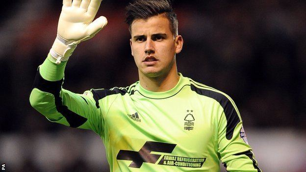 Karl Darlow BBC Sport Newcastle sign Forest39s Jamaal Lascelles