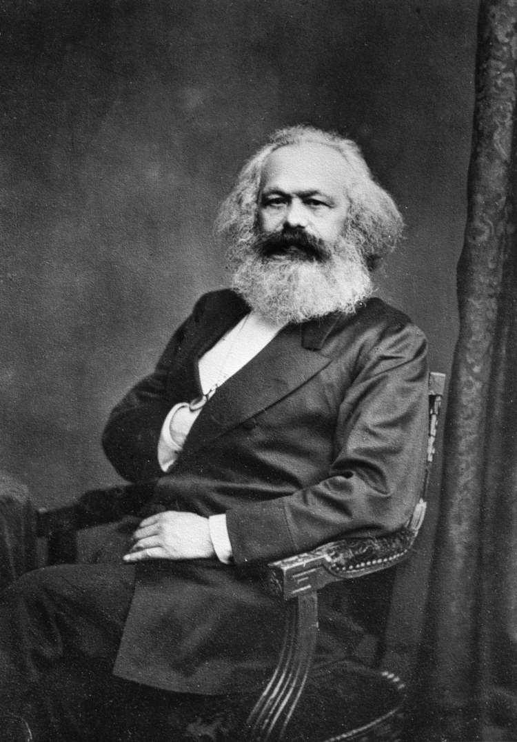 Karl Marx Karl Marx Wikipedia the free encyclopedia