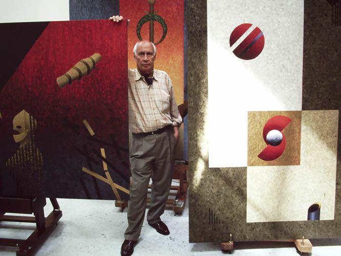 Karl Momen Karl Momen MOMEN AmericanSwedish Artist Paintings