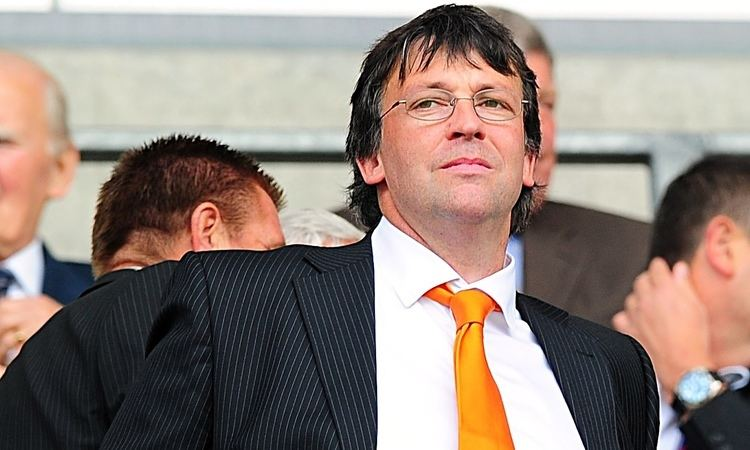 Karl Oyston Blackpool chairman Karl Oyston hits back at claims with