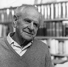 Karl Popper Karl Popper Wikipedia the free encyclopedia