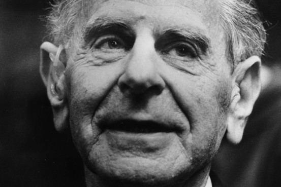 Karl Popper Kuroda Karl Popper and Learning From Mistakes Japan