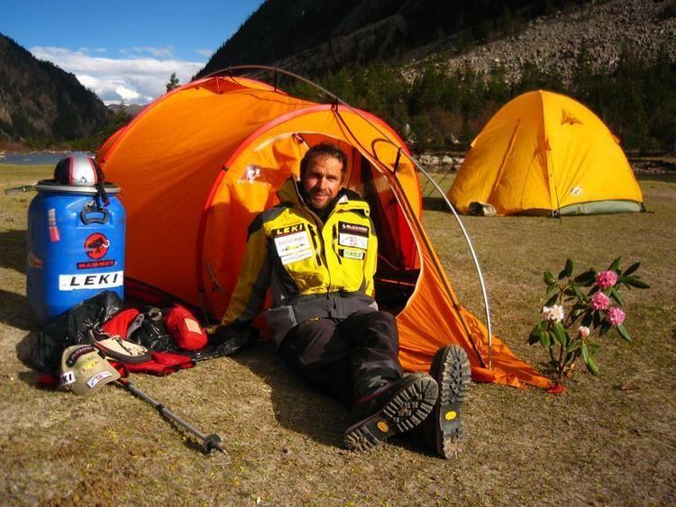 Karl Unterkircher Karl Unterkircher Val Gardena Dolomites Italy