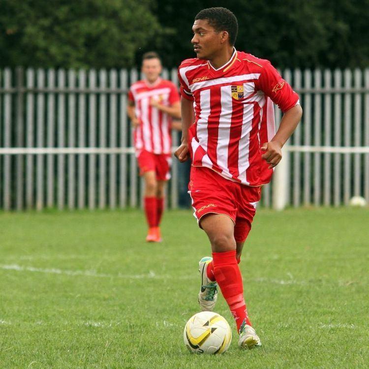 Karle Carder-Andrews Karle CarderAndrews Bedfont Feltham 1st Team Bedfont Feltham FC