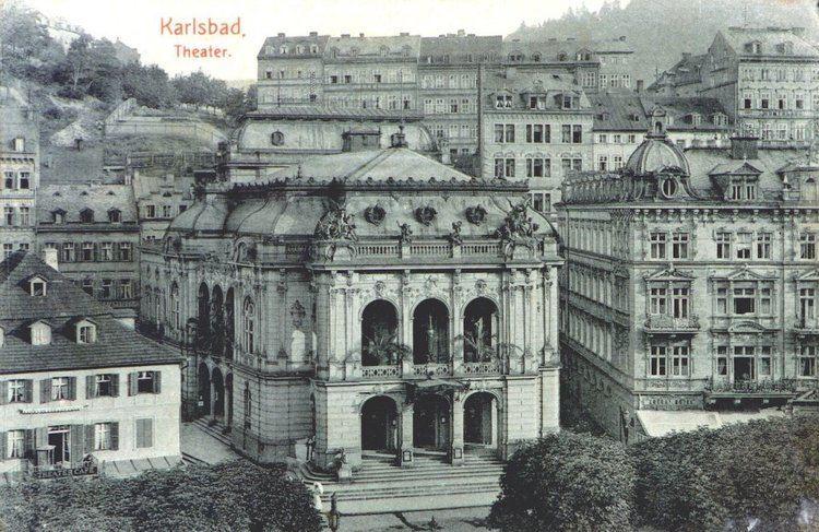 Karlovy Vary in the past, History of Karlovy Vary