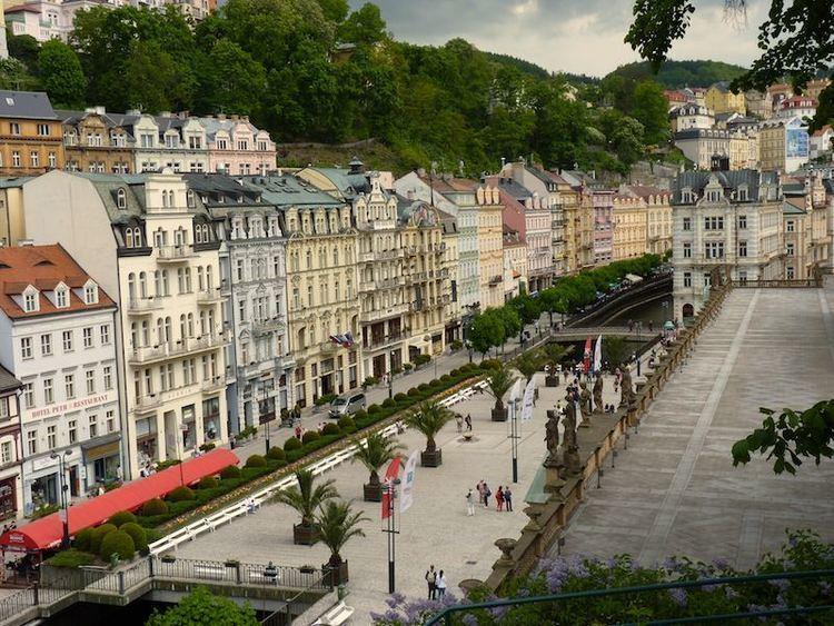 Karlovy Vary Culture of Karlovy Vary