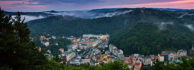 Karlovy Vary Region Living Land Official Guide of the Karlovy Vary Region zivykrajcz
