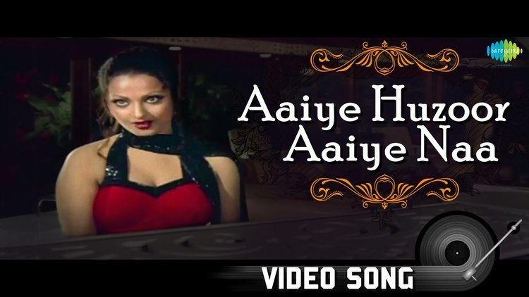 Aaiye Huzoor Aaiye Naa Karmayogi Hindi Movie Video Song Rekha
