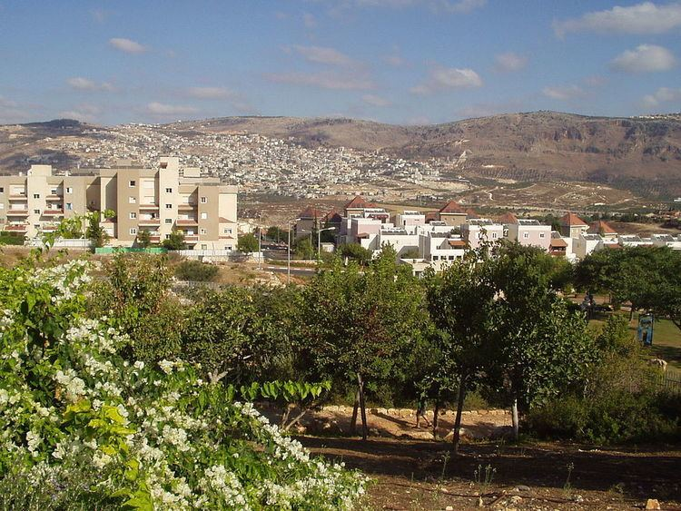 Karmiel in the past, History of Karmiel
