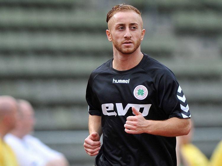 Karoj Sindi Oberhausens Sindi Irakischer Nationalspieler in Liga vier